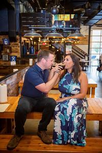 Melissa and Kraig Engagement June 2021