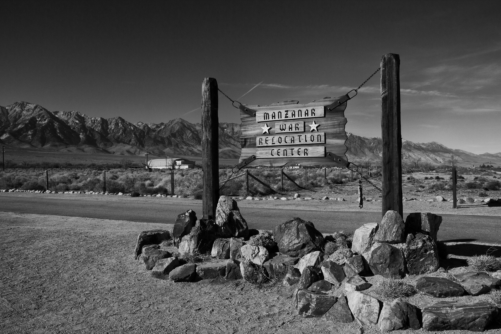 Welcome to Manzanar
