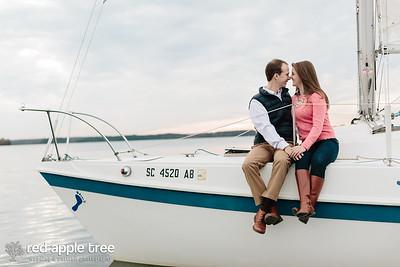 Audrey + Ryan Engage
