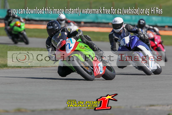 SUPERBIKES RACES 4 & 18 AINTREE MAY 2016