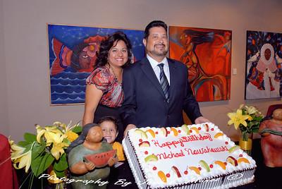 2011-09-14 Michael Nowakowski's Birthday