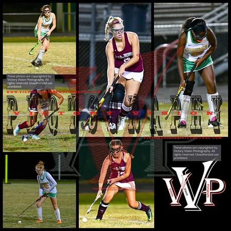 Mt. Vernon @ Woodbridge Varsity Girls Field Hockey 10-23-18  | VHSL Regional Tournament