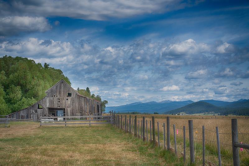 Perspective, Roseberry, Idaho