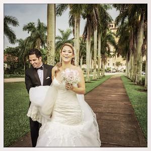 Natalie & Miguel Wedding