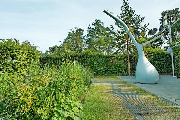"""Jardin """"Le jardin à la rue"""""""