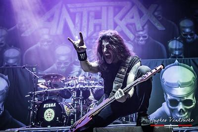 Anthrax (USA) @ Messe - Erfurt - Germany/Alemania