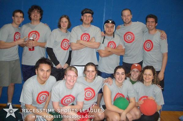 Winter Dodgeball 2006