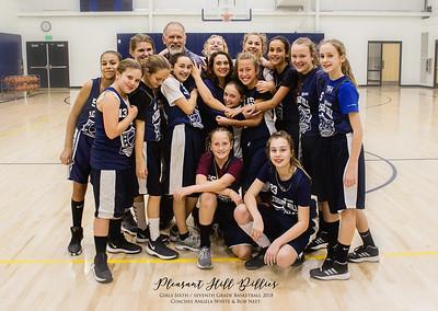 PH Billies  Girls 6/7 Grade
