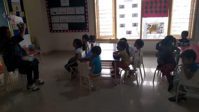 Parental Involvement in School Activity - Winnies on 17.2.2020