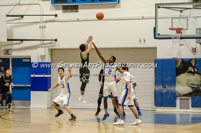 2016 Basketball Eagle Rock  Boys vs North Hollywood 24Feb2016