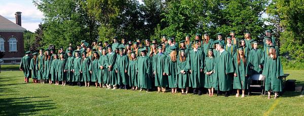 2011 BBA Graduation Part V photos by Gary Baker