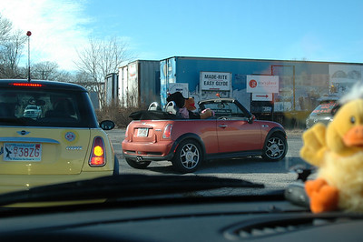 MINIs Make A Wish, Rhode Island 2006
