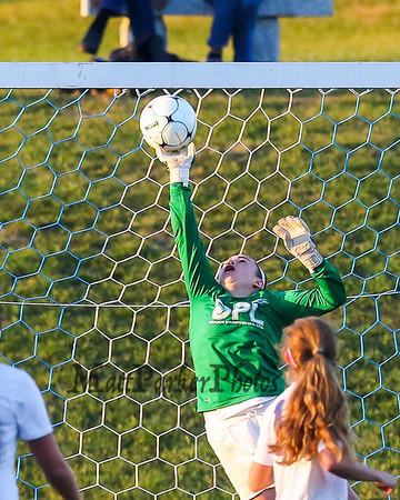 2015-10-7 WHS Girls Soccer vs Pinkerton