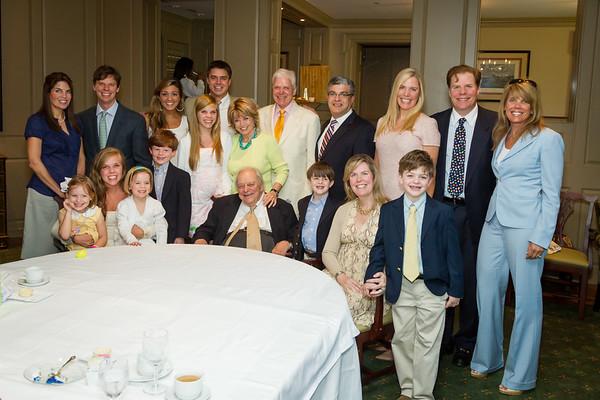 2012 Seydel Family Easter