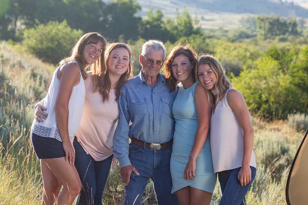 Croy Family - McAllister, MT
