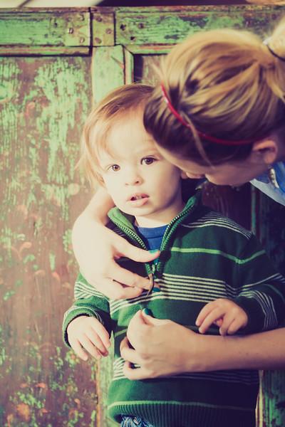 Oliver 18 months