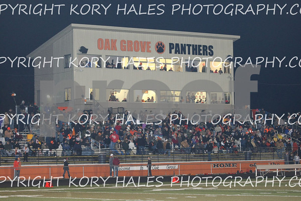 Varsity-District Final-Oak Grove vs Center 11-5-12 Camera 2 of 2