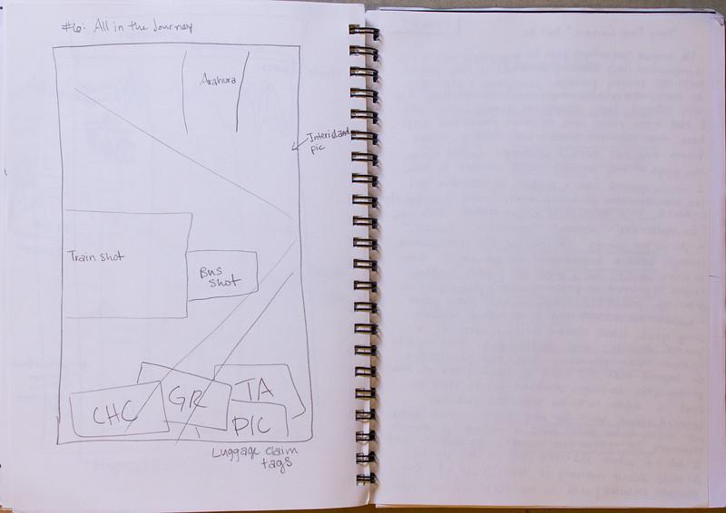 2004 NZ - Sketchbook