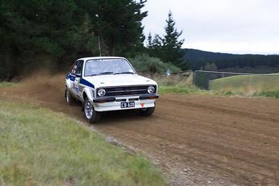 2007 Otago Classic Rally - Sun