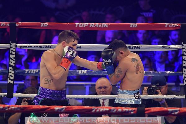 Luis Fernando Molina vs. Michael Conlan