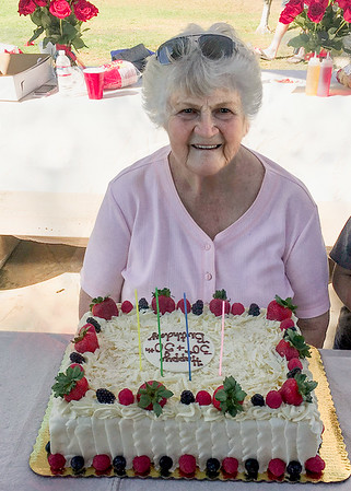 10/20/18 - Patty's 80th birthday