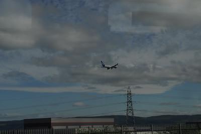 16 - Glasgow flight