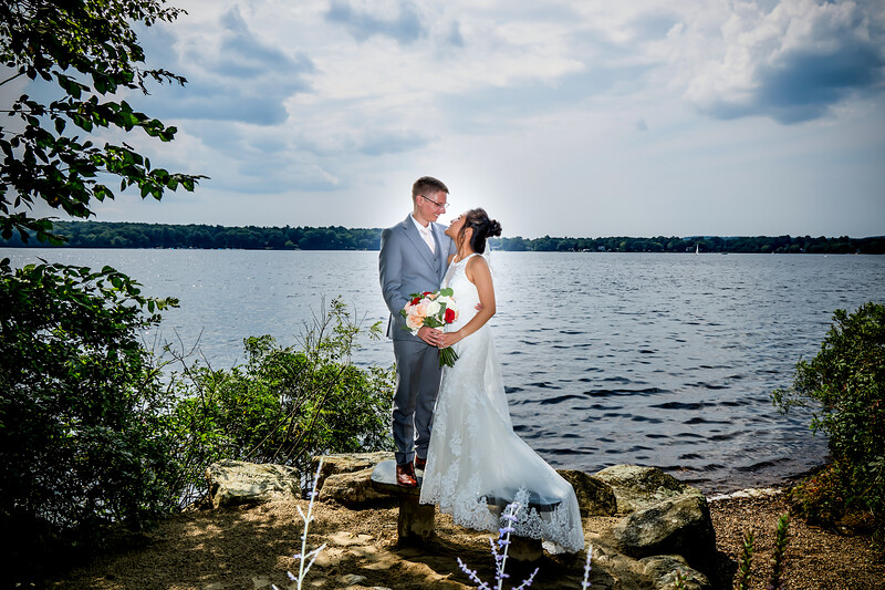 Quynh and Eric Carlson - August 7th 2021