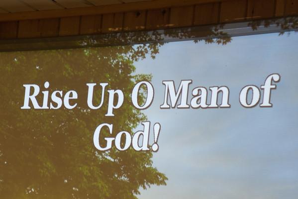 Gracepoint Gospel Men's Retreat 6.10.11