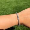 10.50ctw Round Brilliant Diamond Tennis Bracelet 29