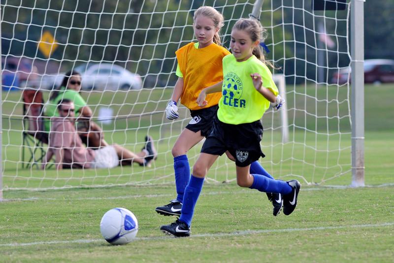 September 13, 2012 Sage Soccer - 4 goals