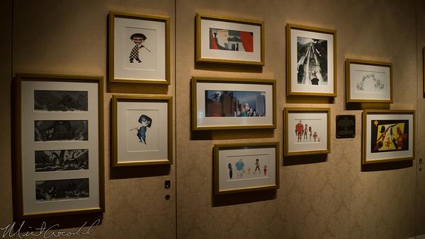 Disneyland Resort, Hong Kong Disneyland, Main Street USA, Art, Animation