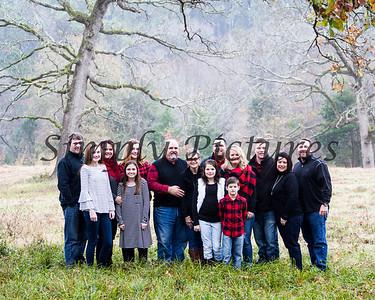 Carpenter Family 2017