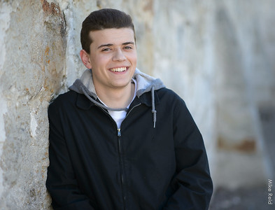 Landon's senior pictures.