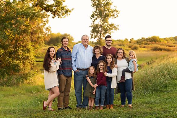 Raymond Extended Family • 2020