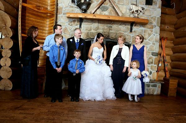 Tremblant Wedding / Edited