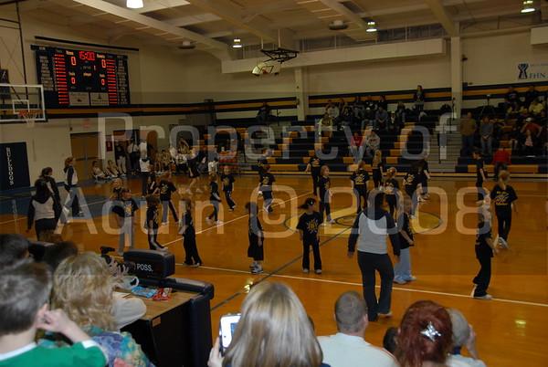dance team 2006-07