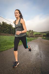 Lisa Swartz Running