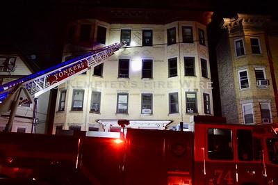 4th Alarm - 112 Saratoga Ave, Yonkers NY, 2/23/2020