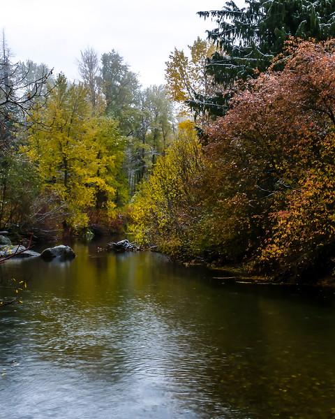 Fall Colors near Leavenworth