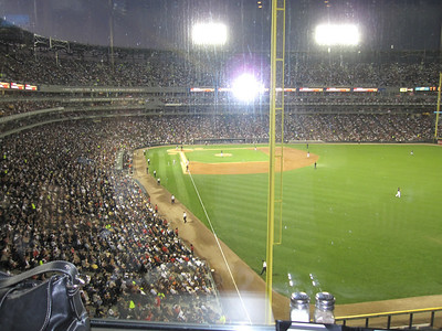 White Sox v. New York Yankees - August 2010