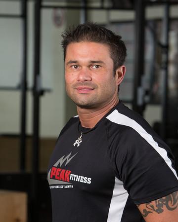 Peak Fitness Trainers