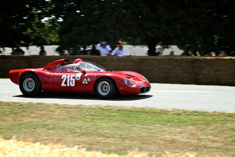 Alfa Romeo Tipo 33 'Periscopica' (1966)