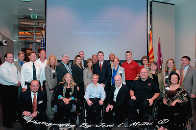 2013-10-22 City of Phoenix Disability Awareness Recognition Ceremony