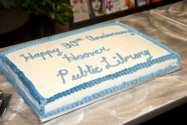 Hoover Public Library 30th Anniversary