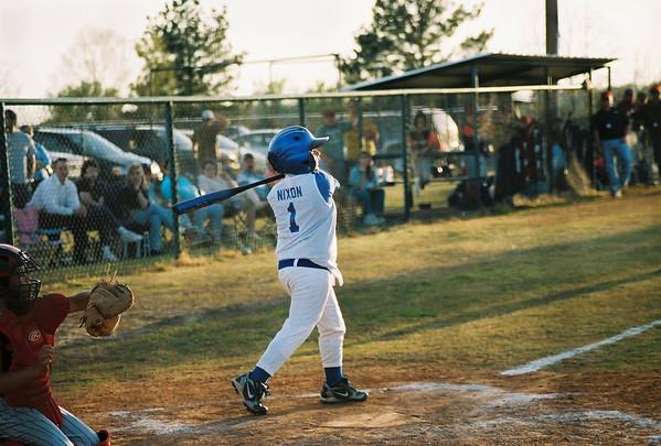 hunter royals baseball team
