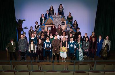 Westchester Middle School Drama Club's Cinderella