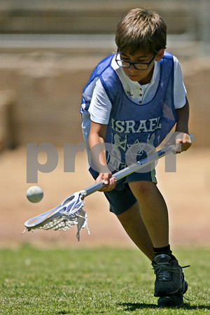 7/4/2013 - Israel Lacrosse Youth Clinic - Ashkelon Sports Centre, Ashkelon, Israel