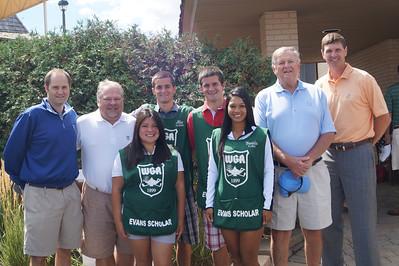 La Grange CC Evans Scholars Day