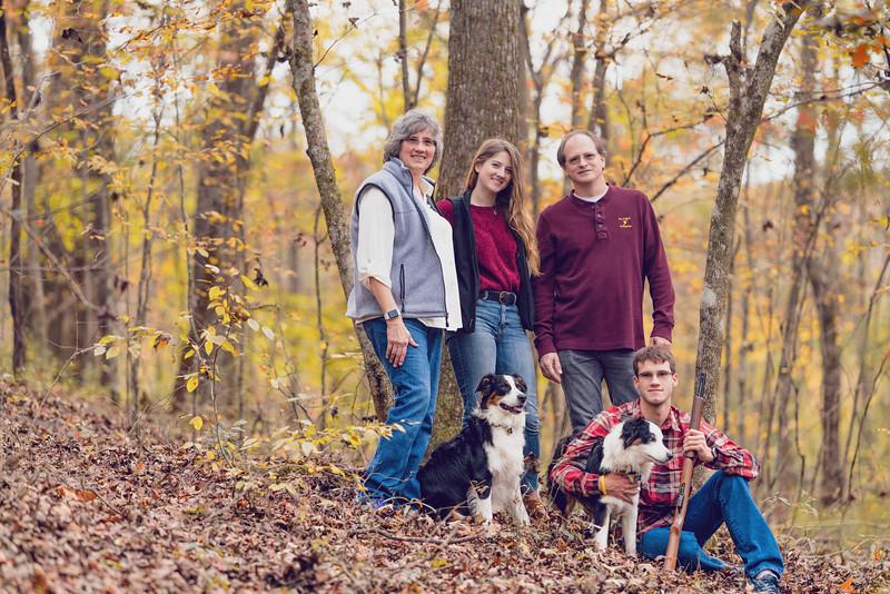 Corliss Family