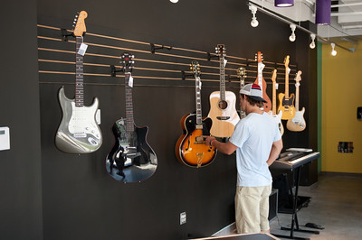 BLVD Music Store